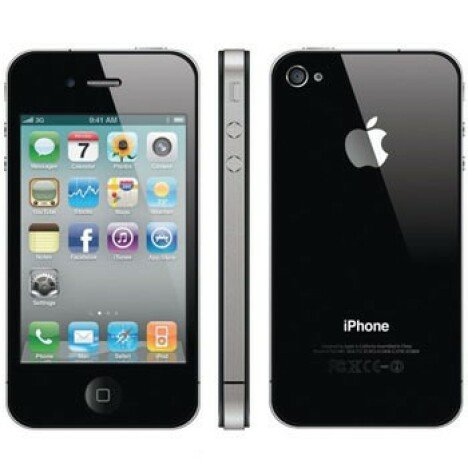 Telefoane second hand Apple iPhone 4 A1332